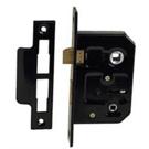 Black Antique Latches and Locks