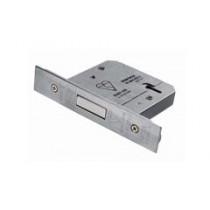 LDB5525sss 64mm deadlock british standard stainless steel