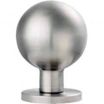 Eurospec Steelworx SWKNR1058 Mortice Door Knob Grade 316